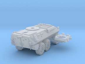 AVGP_Grizzly01 in Smooth Fine Detail Plastic