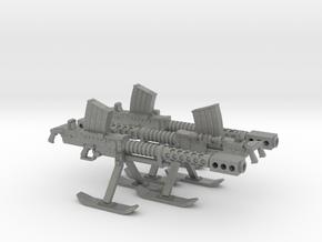 28mm SciFi Lahti automatic cannon (x3) in Gray PA12