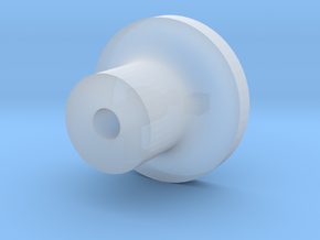 twister3_spring_rotor_base in Smoothest Fine Detail Plastic