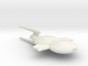 3788 Scale Gorn Neo-Command Cruiser+ SRZ in White Natural Versatile Plastic