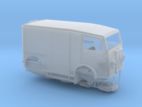Citroen TUB 1939 in Smooth Fine Detail Plastic