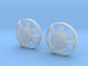 916 fan in Smoothest Fine Detail Plastic