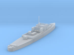 USS PGM 9 in Smooth Fine Detail Plastic: 1:300