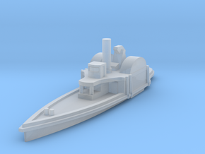 1/1000 USS General Putnam in Smooth Fine Detail Plastic