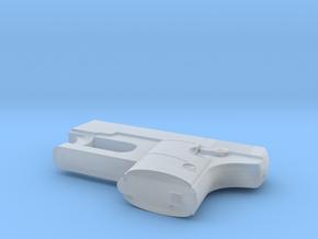 1:3 Miniature Lignose Einhand 2A Pistol in Smooth Fine Detail Plastic