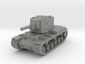 KV-2 plastic in Gray PA12