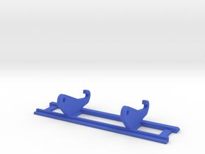 Palettengabel Radlader in Blue Processed Versatile Plastic