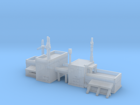 Security compound in Smooth Fine Detail Plastic
