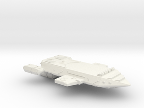 3125 Scale Orion Battlecruiser (BC) CVN in White Natural Versatile Plastic