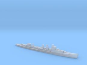 HMS Colombo AA cruiser 1:1800 WW2 in Smoothest Fine Detail Plastic