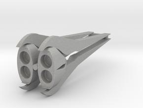 Fusion Blades in Aluminum