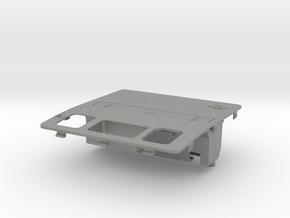 SFC-SNES Cartridge Slot Conversion in Gray PA12