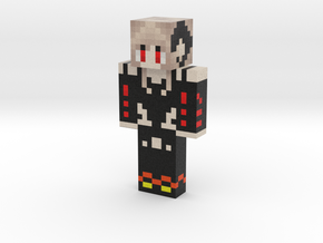 Dewii | Minecraft toy in Natural Full Color Sandstone
