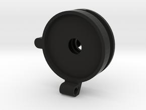2 Position Aperture for PVS14/ANVIS in Black Natural Versatile Plastic