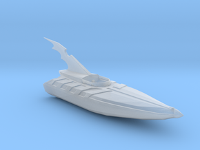 Batboat Forever 160 scale in Smooth Fine Detail Plastic