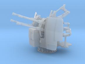1/48 DKM Uboot Flak 20 mm MG-C 38 Quadruple in Smooth Fine Detail Plastic