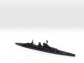 HMS Renown WWI 1/2400 in Black PA12