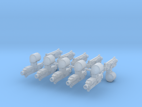 Mk29 Thunerbolters x10 #4 in Smooth Fine Detail Plastic