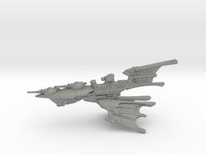 Eldar Cruiser - Concept 1 in Gray PA12