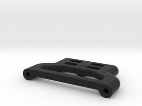 XB2/XT2 lightweight Waterfall +2mm in Black Natural Versatile Plastic