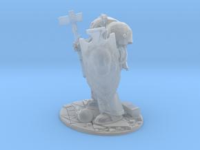 Librarian Terminator mk.1 in Smoothest Fine Detail Plastic