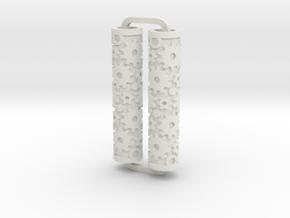 Slimline Pro gears lathe in White Natural Versatile Plastic