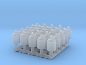 HO scale moonshine jug in Smoothest Fine Detail Plastic