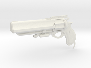 1:3 Miniature Destiny Hawkmoon in White Natural Versatile Plastic