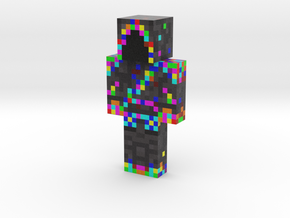 Discoball | Minecraft toy in Natural Full Color Sandstone