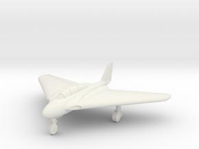 (1:144) Messerschmitt Me P.1112 Nächtjager (Landed in White Natural Versatile Plastic