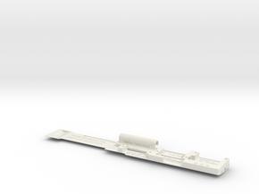 Prodij HM Servo Tray / Platine Servo Prodij HM in White Natural Versatile Plastic
