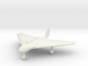 (1:200) Messerschmitt Me P.1112 Nächtjager (Landed in White Natural Versatile Plastic