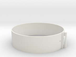 Preston FIZ2 - Focus Ring v2 in White Natural Versatile Plastic
