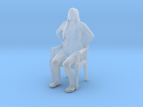 Printle C Femme 424 - 1/87 - wob in Smooth Fine Detail Plastic