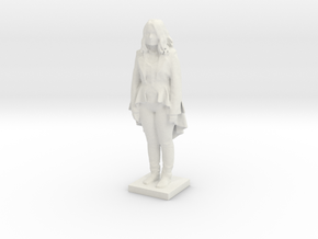 Printle C Femme 427 - 1/24 in White Natural Versatile Plastic