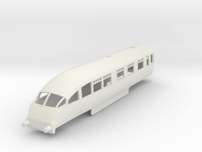 o-87-lner-observation-coach in White Natural Versatile Plastic