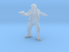 Adult Scruffy Scoundrel  in Smooth Fine Detail Plastic