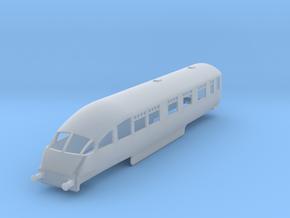o-148fs-lner-observation-coach in Smooth Fine Detail Plastic