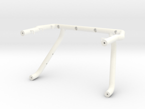 rtfm03-01 RC4WD Trailfinder 2 Mojave Rollbar in White Processed Versatile Plastic