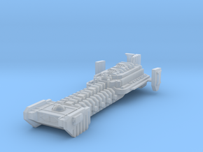 Grey knight Battlebarge Mk.1 in Smoothest Fine Detail Plastic