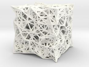 cube_a in White Processed Versatile Plastic