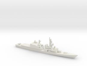 Asagiri-class destroyer, 1/1250 in White Natural Versatile Plastic