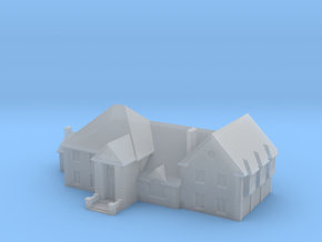 House large 1/400 in Smoothest Fine Detail Plastic