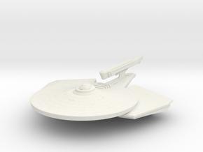 1400 Remora class in White Natural Versatile Plastic