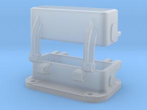 Gehäuse, Winkelspiegel / Housing Periscope in Smooth Fine Detail Plastic