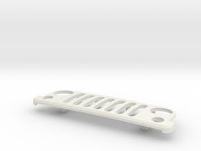 TSS CFX-W JP1 JK Grill in White Natural Versatile Plastic
