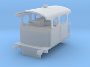 b-152fs-5-3-cockerill-type-IV-loco in Smooth Fine Detail Plastic