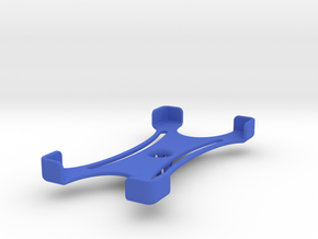 Platform (147 x 74 mm) in Blue Processed Versatile Plastic