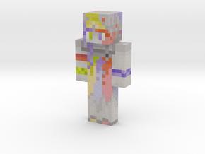 Splash v3 FLIP   Minecraft toy in Natural Full Color Sandstone