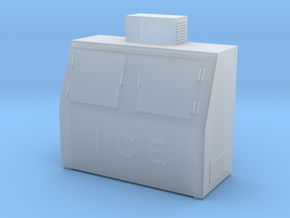 Ice Machine Ver01. 1:48 Scale (O) in Smooth Fine Detail Plastic